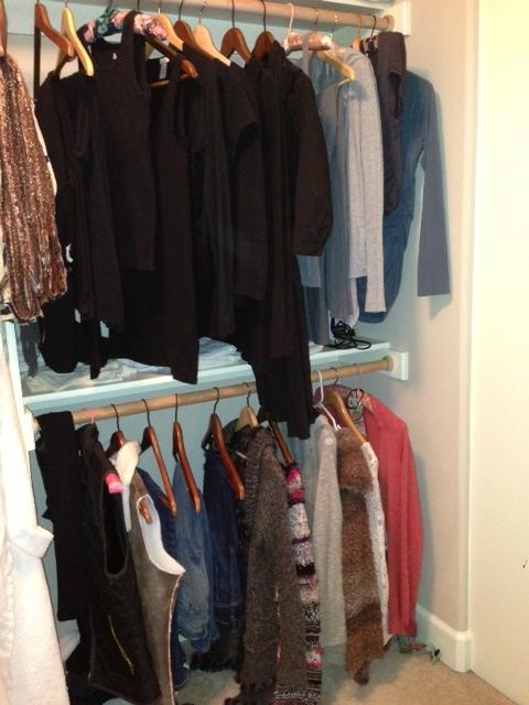 Project 333 ~ My Closet Struggle