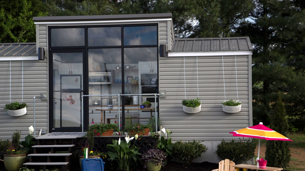 Simple tiny house obsession theextraordinarysimplelife for House with lots of windows